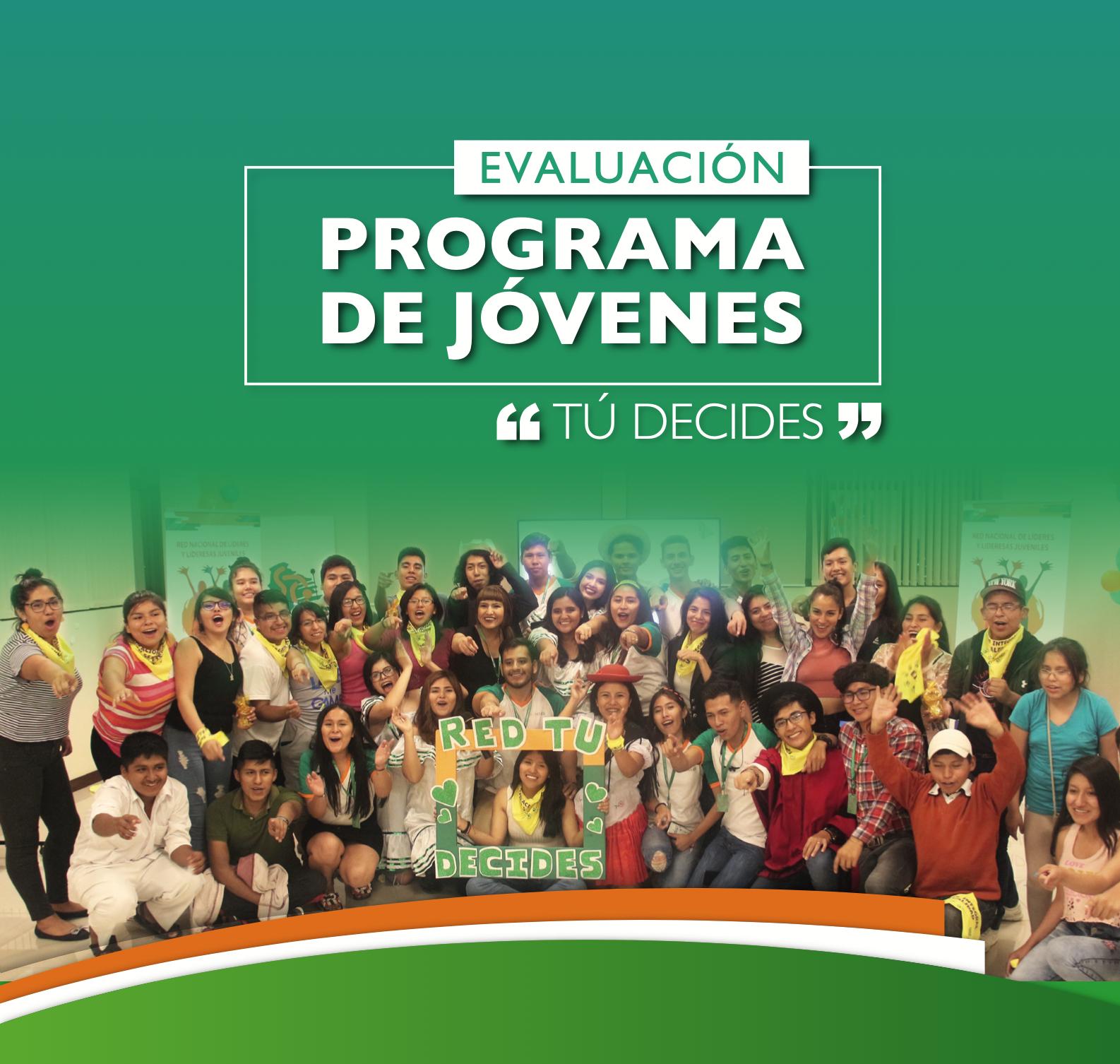 Evaluación Programa de Jóvenes