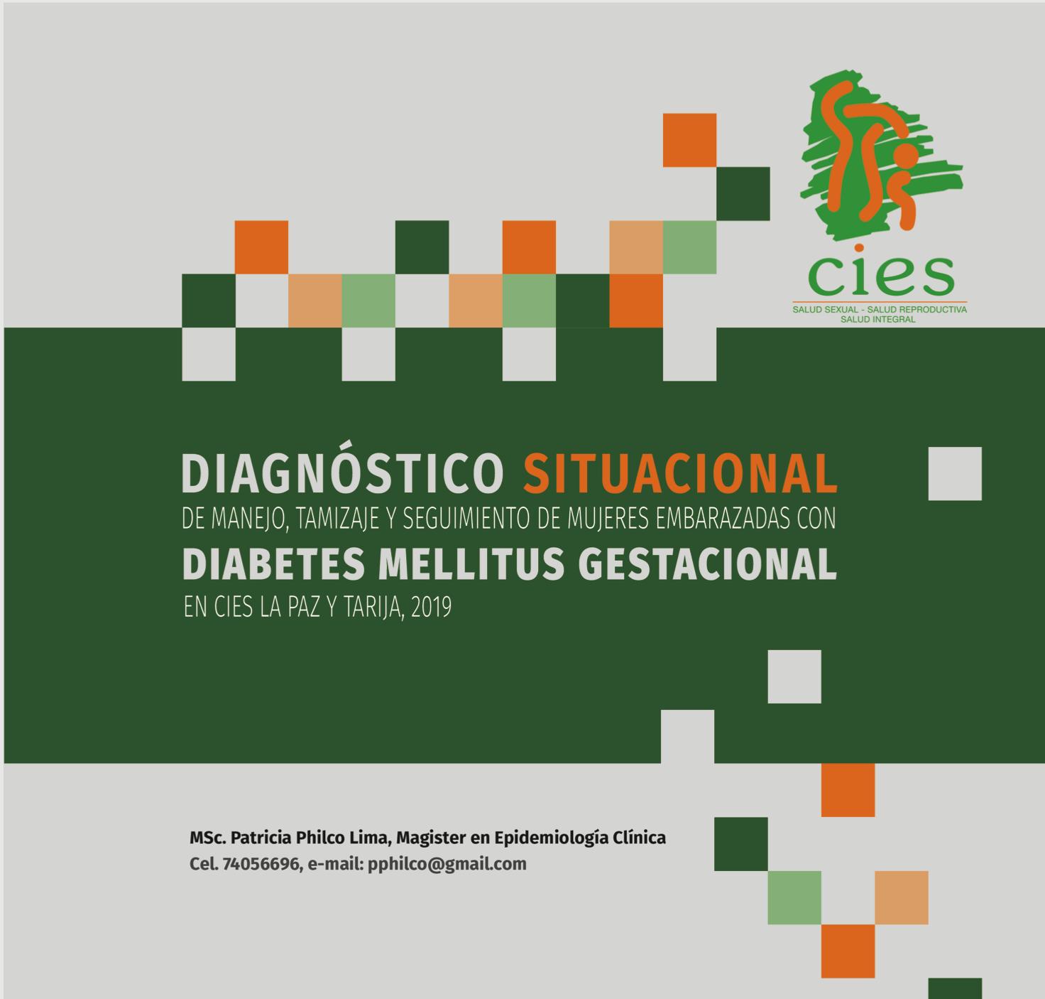 Diagnóstico Situacional Diabetes Mellitus Gestacional